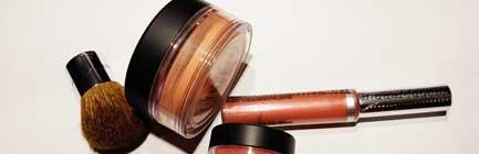 Cosmetic skin allergies from food allergies
